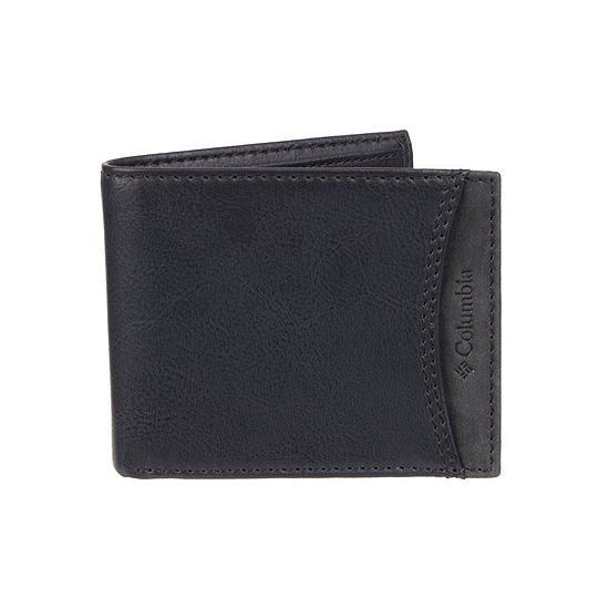 Columbia™ RFID Secure X-Capacity Slim Fold Wallet