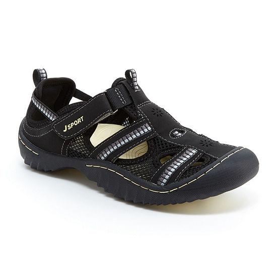 J Sport By Jambu Womens Regatta Slip-On Shoe Closed Toe