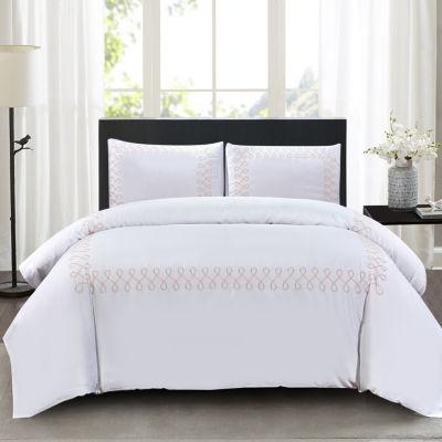 Wonder Home Luca 3-pc. Cotton Comforter Set