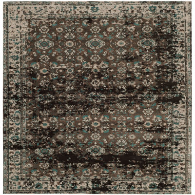 Safavieh Classic Vintage Collection Gino OrientalSquare Area Rug