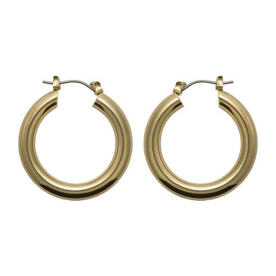 Bold Elements 30mm Hoop Earrings
