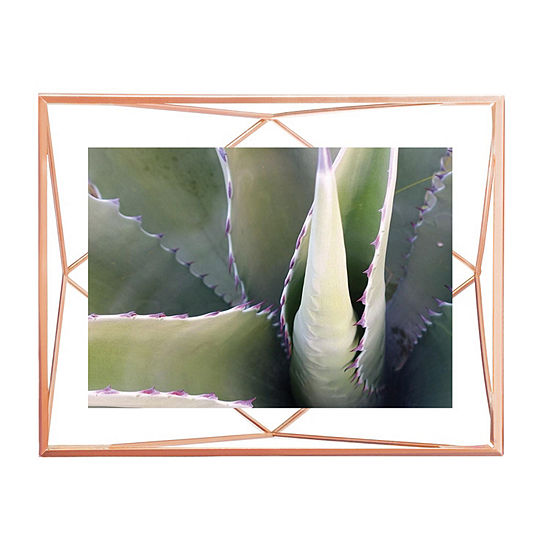 Umbra Prisma Photo Display 5x7 Copper 1-Opening Tabletop Frame