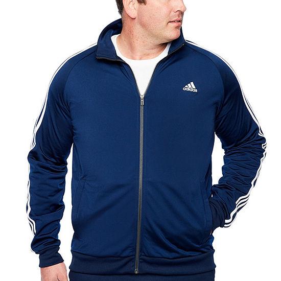 adidas Lightweight Track Jacket Big and Tall