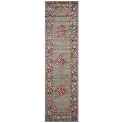 Safavieh Madison Collection Essence Oriental Runner Rug