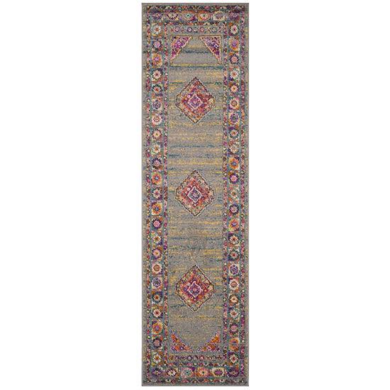 Safavieh Madison Collection Essence Oriental Runner Rug