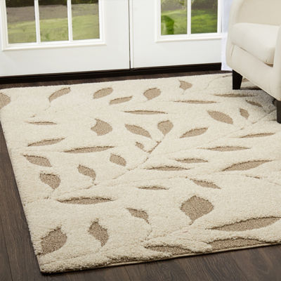 Home Dynamix Canyon Wilmette Floral Rectangular Rug