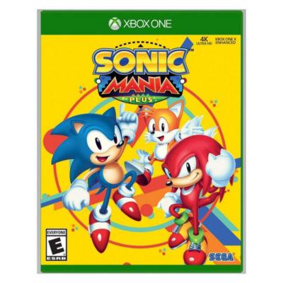 XBox One Sonic Mania Plus Video Game