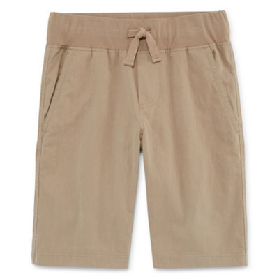 Izod Boys 4-20 Pull-On Shorts- Reg & Husky
