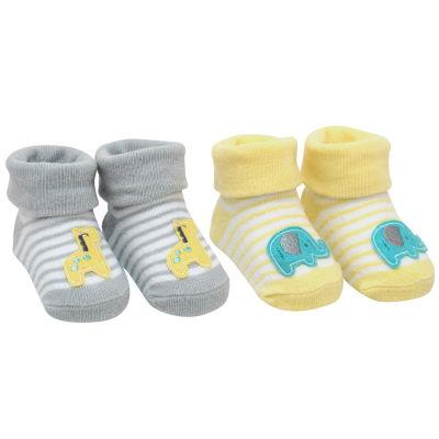 Gerber 2-pk. Baby Socks - Unisex