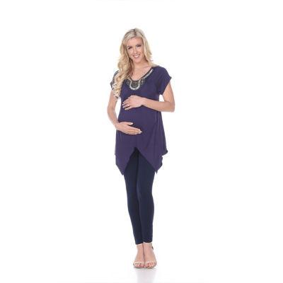 Maternity 'Myla' Embellished Tunic
