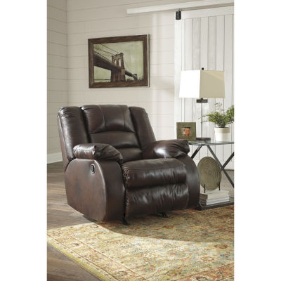 Signature Design By Ashley® Levelland Leather Recliner