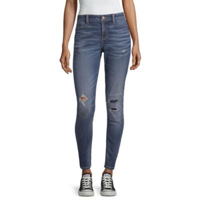 Peyton & Parker Womens Skinny Fit Jean