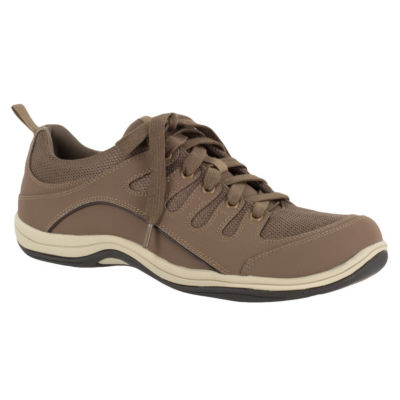 Easy Street Womens Ellen Lace-up Round Toe Oxford Shoes