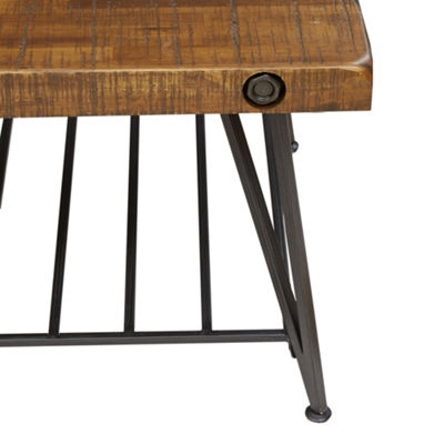 Ink+Ivy Trestle Coffee Table