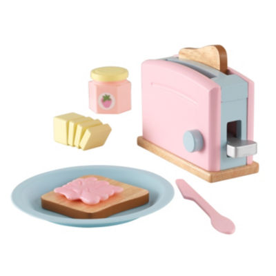 KidKraft Toaster Set - Pastel