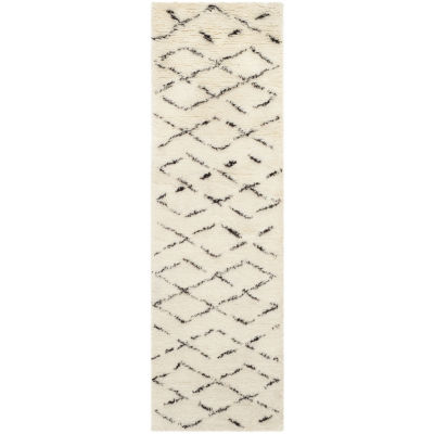Safavieh Casablanca Collection Alayna Geometric Runner Rug