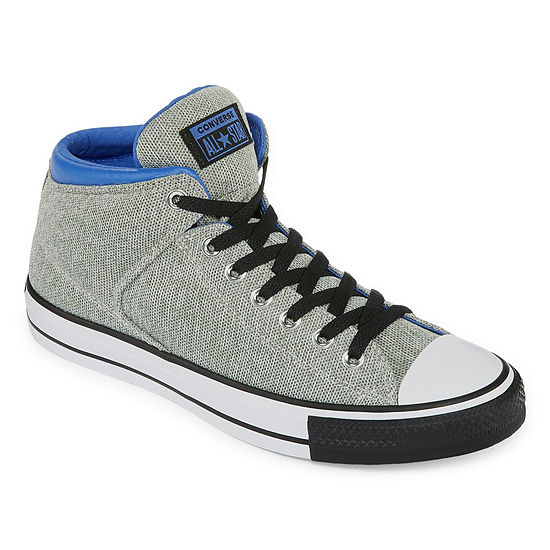 Converse Chuck Taylor All Star Hi Street Mens Sneakers Lace-up