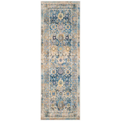 Safavieh Claremont Collection Riagan Oriental Runner Rug