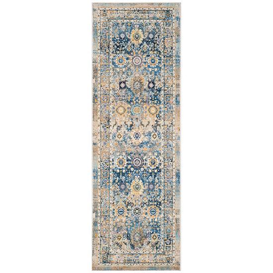 Safavieh Claremont Collection Riagan Oriental Runner Rug