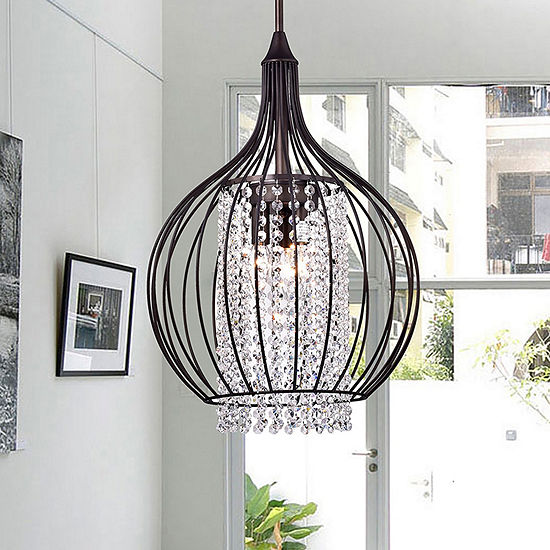 Warehouse of tiffany kate crystal chandelier jcpenney warehouse of tiffany kate crystal chandelier aloadofball Image collections