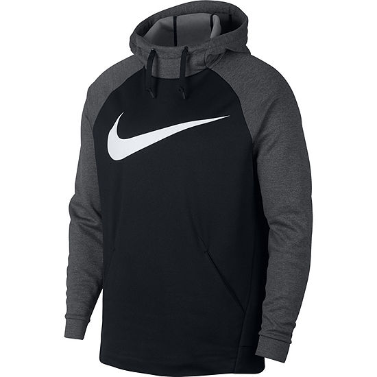 Nike Therma Graphic Fleece Hoodie