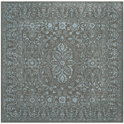 Safavieh Glamour Collection Brianna Oriental Square Area Rug