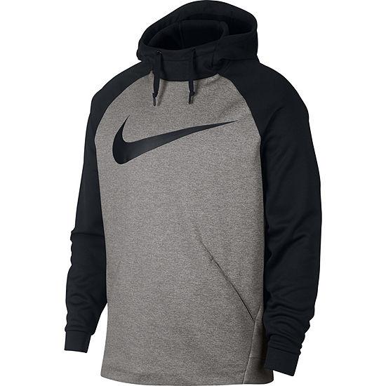 Nike Mens Therma Graphic Fleece Hoodie