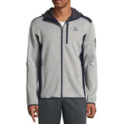 Men's REEBOK Midweight Fleece Jacket