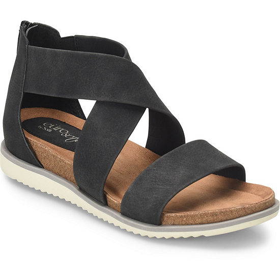 Eurosoft Womens Landry Wedge Sandals