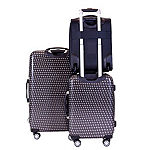Ful Metal Chain 3-pc. Lightweight Hardside & Softside Luggage Set