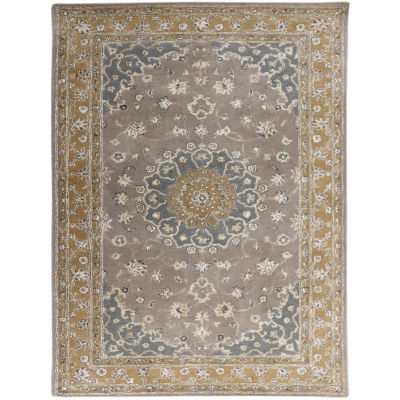 Amer Rugs Eternity AA Hand-Tufted Wool and Viscose Rug