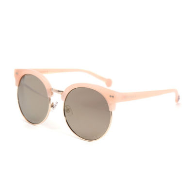 Converse Half Frame Square UV Protection Sunglasses-Womens