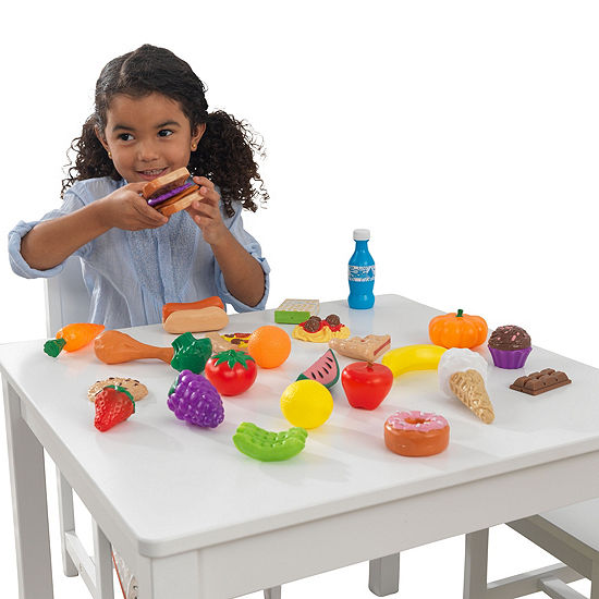 KidKraft 30-pc Play Food Set