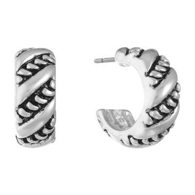 Monet Jewelry 16mm Hoop Earrings