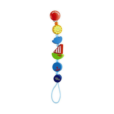 HABA Ship Ahoy Wooden Pacifier Chain