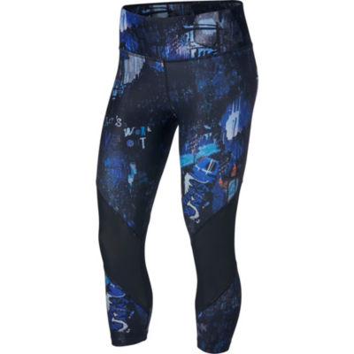 Nike Graffiti Workout Capris