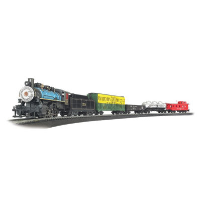 Bachmann Trains Chessie Special Ready To Run Electric Train Set - Ho Scale