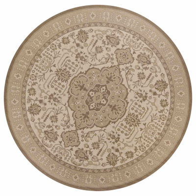 Kas Morrocco Round Rugs