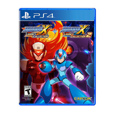 Playstation 4 Mega Man X: Legacy Collection 1 & 2 Video Game