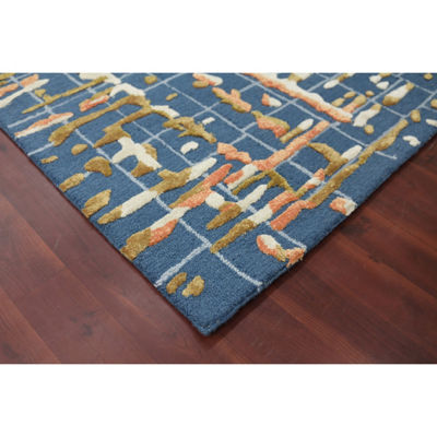 Amer Rugs Perla AA Hand-Tufted Wool and Viscose Rug
