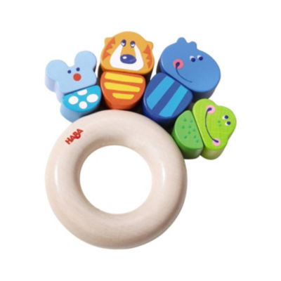 HABA Jungle Caboodle Clutching Toy