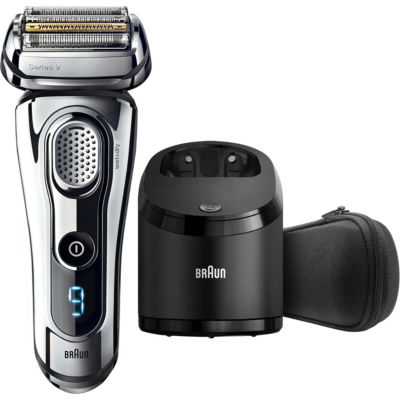 Braun Series 9 Mens Wet Dry Electric Shaver System