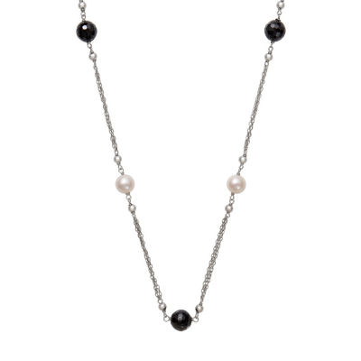 Sterling Silver 18 Inch Rope Chain Necklace
