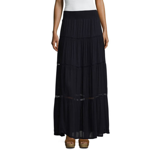 Liz Claiborne Tiered Skirt