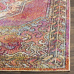Safavieh Crystal Collection Brynn Oriental Square Area Rug