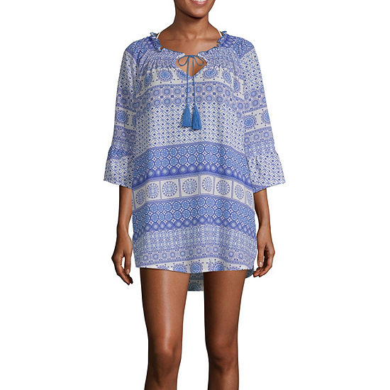Porto Cruz Swimsuit Cover-Up Dress