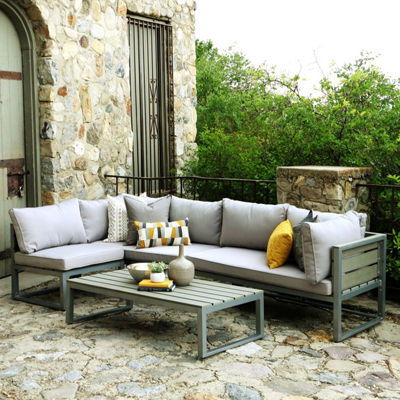 All-Weather 4-pc. Patio Conversation Set