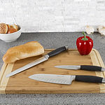 Classic Cuisine 9 Piece Stainless Steel Knife Set