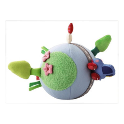 HABA Miniland Fabric ball Soft Clutching Toy