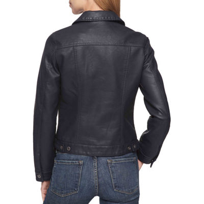 Levi's Faux Leather Original Trucker Jacket